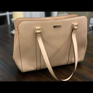 Kate Spade purse in Blush/light pink